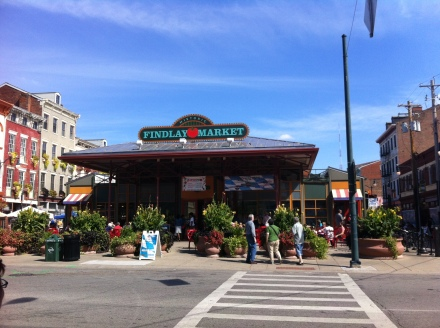 Welcome to Findlay, Ohio's oldest public market.