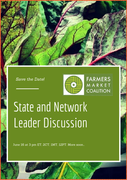 State and Network Leader Discussion