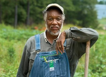 Ben Burkett-farmer and activist