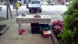 The Hernando Market Welcome Table